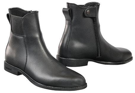 Bottines moto Soubirac Split