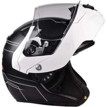 Casque moto Lazer Monaco Evo