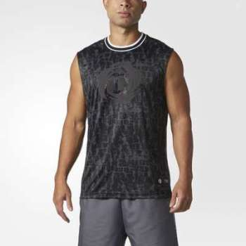 T-shirt D Rose Sleeveless