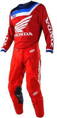 Tenue Cross TLD GP Air Prisma