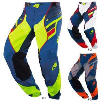Pantalon Cross Kenny Titanium