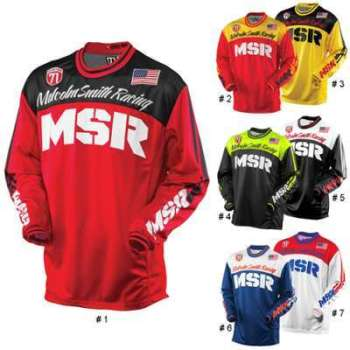 Maillot Cross MSR Legend 71