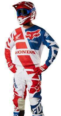 Tenue Cross Fox Racing 180