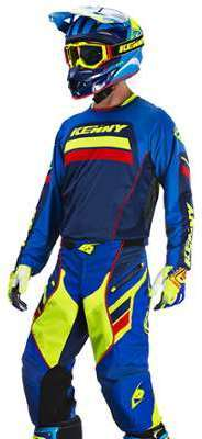 Tenue Cross Kenny Titanium