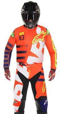 Tenue Cross Alpinestars Braap
