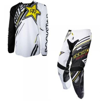Tenue cross Shot Contact Rockstar