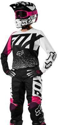 Tenue Cross Femme Fox Racing