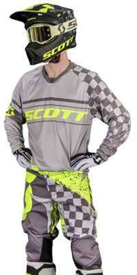 Tenue Cross Scott 350 Track