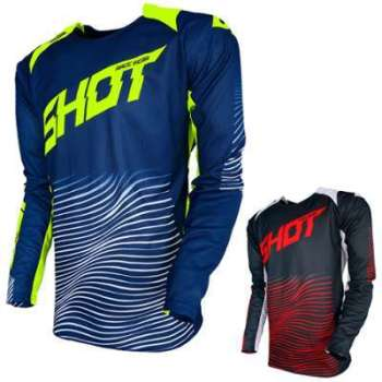 Maillot Cross Shot Aerolite