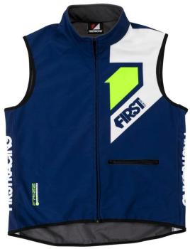 Body Warmer First Racing Frizz