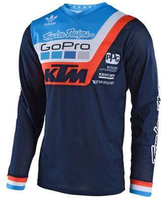 Maillot Cross TLD GP Air Prisma