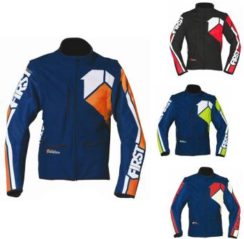 Veste Enduro First Racing