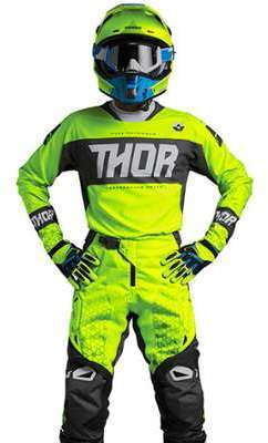 Tenue Cross THOR MX Fuse Bion