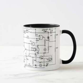 Projet électronique Mug