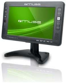 MUSE TV PORTABLE 9 TNT HD