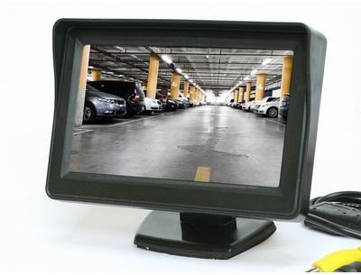 Ecran LCD 4 3 sur pied avec