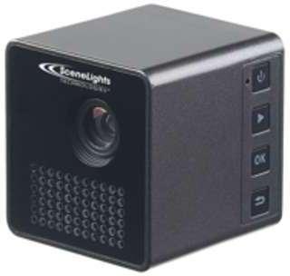 Mini projecteur vidéo connecté