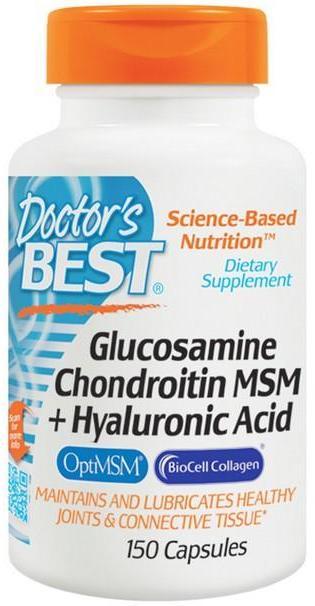 achat glucosamine chondroitine