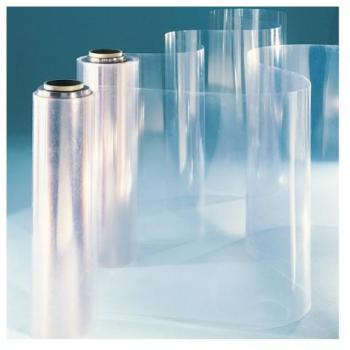 Film PVC plat en rouleau L