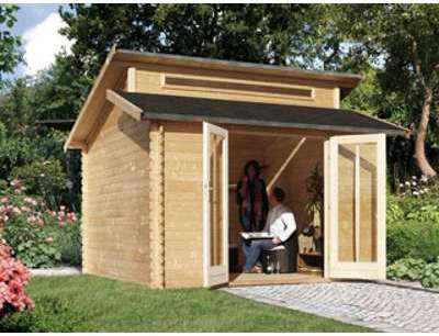 Emejing Abri De Jardin En Bois Orchidee Contemporary - Design ...