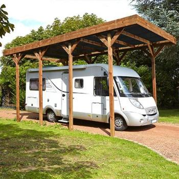 Cat gorie jardin du guide et comparateur d 39 achat for Carport 6x9m
