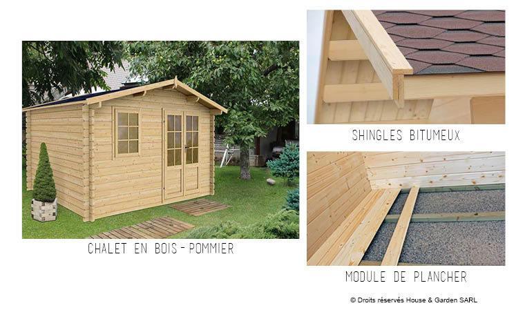 Catgorie abri de jardin page 4 du guide et comparateur d 39 achat for Chalet en bois solde