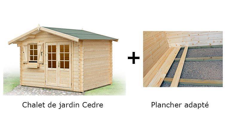 Catgorie abri de jardin page 4 du guide et comparateur d 39 achat for Chalet bois 12m2