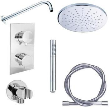 nobili cbarre de douche free shower chrom. Black Bedroom Furniture Sets. Home Design Ideas