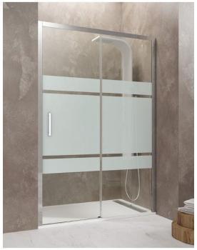 hudson cporte de douche coulissante 120x185cm reed. Black Bedroom Furniture Sets. Home Design Ideas