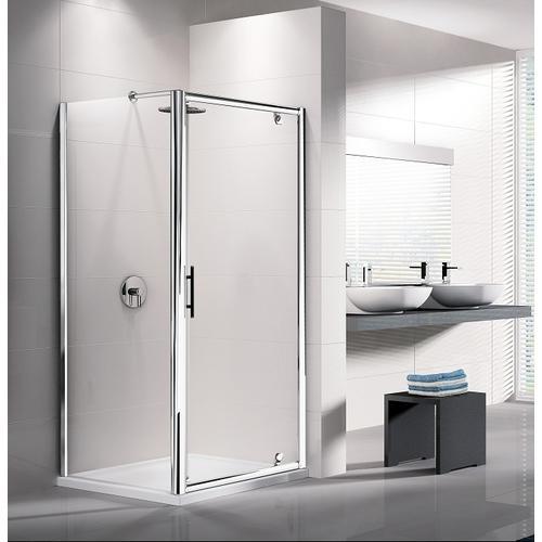 Hudson porte de douche pliante 90cm reed - Porte de douche pliante 90 cm ...