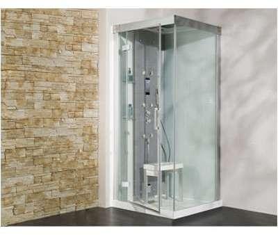insignia cabine douche hammam xspace 110 110x89cm garan. Black Bedroom Furniture Sets. Home Design Ideas