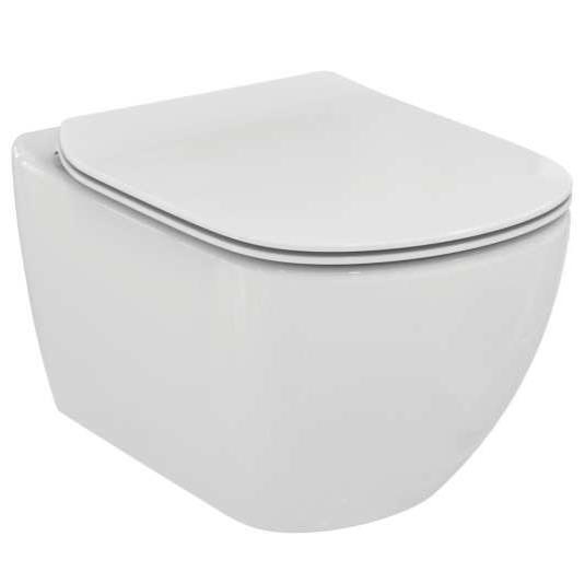 ideal cuvette supendue tesi aquablade standard. Black Bedroom Furniture Sets. Home Design Ideas