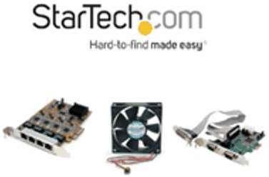 Startech lp4 to 2x lp4 power y splitter cable c ble - Carte controleur pci express 4 ports usb 3 0 ...