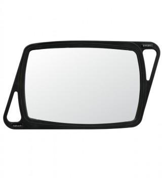 Achatdesign miroir moderne quadri for Miroir bord noir