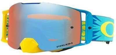 Masque Cross Oakley Front, Masque Cross Oakley Front Line MX High Voltage  ... 5123bf9376bc