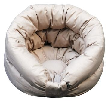 phil couffin cocoon noir gris and teds pour b b. Black Bedroom Furniture Sets. Home Design Ideas