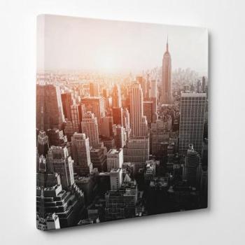 Catgorie adhsif dcoratif et sticker page 21 du guide et - Tableau toile new york ...