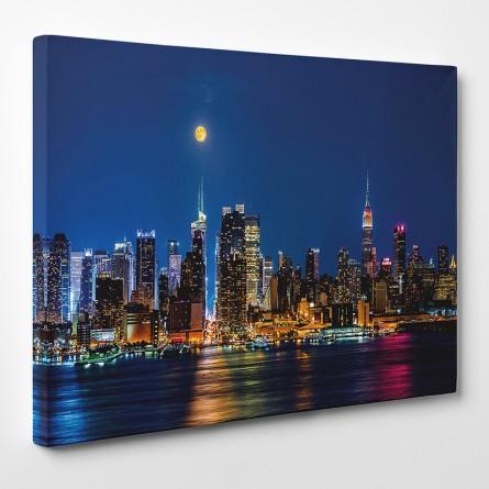 Catgorie adhsif dcoratif et sticker page 11 du guide et comparateur d 39 achat - Tableau toile new york ...