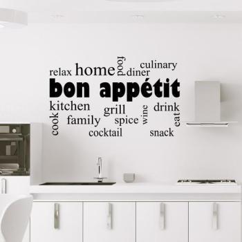 Catgorie adhsif dcoratif et sticker page 19 du guide et for Stickers cuisine design