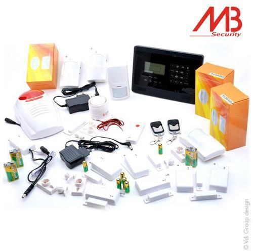 Alarme pour maison les alarmes radio kerui g18 kit for Alarmes pour maison