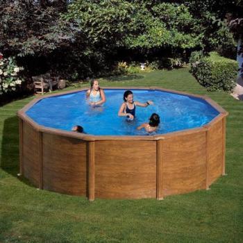 ubbink coffre de filtration en bois pour piscine. Black Bedroom Furniture Sets. Home Design Ideas