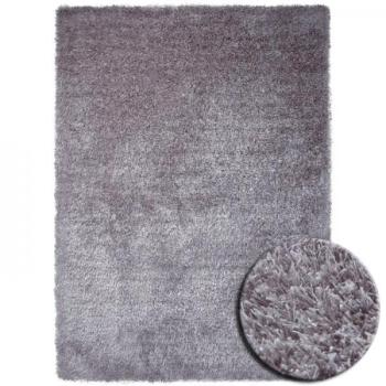 esprit tapis shaggy gris tuft main cool glamour 140x200. Black Bedroom Furniture Sets. Home Design Ideas