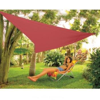 eminza cvoile dombrage triangulaire l5m curacao lagon. Black Bedroom Furniture Sets. Home Design Ideas