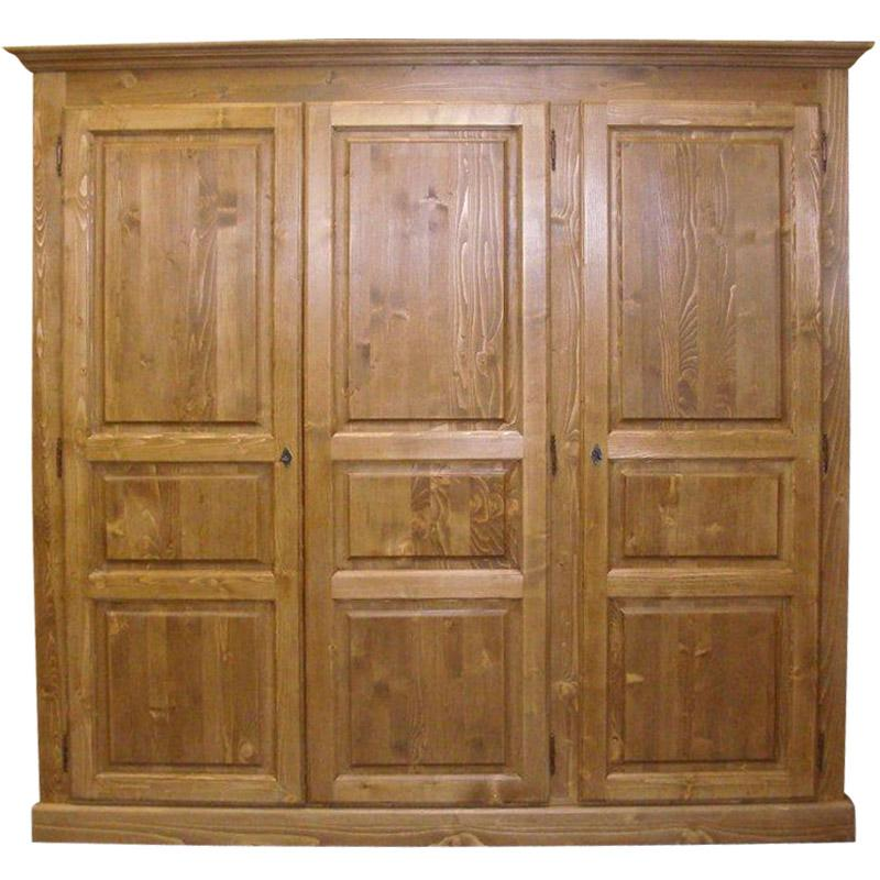 armoire bois massif occasion beautiful armoire ancienne. Black Bedroom Furniture Sets. Home Design Ideas