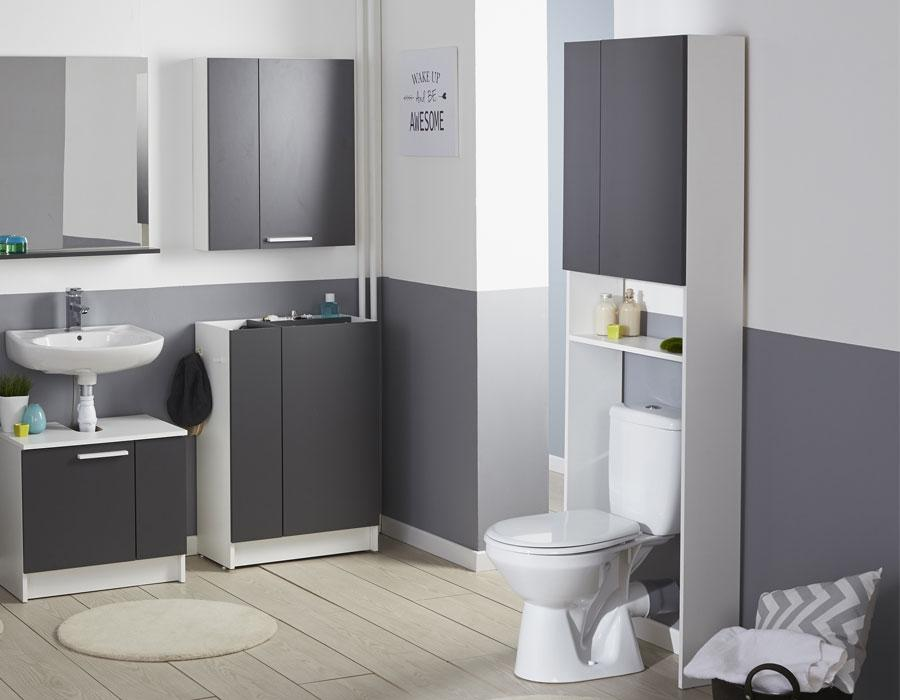 Catgorie armoires toilettes du guide et comparateur d 39 achat for Meuble toilette design