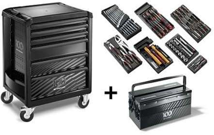 facom servante roll xl 6 tiroirs composition 69 outils. Black Bedroom Furniture Sets. Home Design Ideas