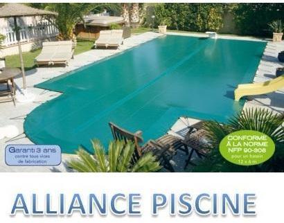 Cat gorie b ches couverture et liner marque alliance for Piscine coque alliance