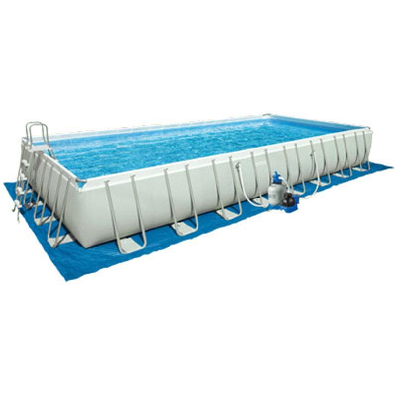 Intex liner ellipse x x 122 m liner seul - Bache pour piscine intex 3 66 ...