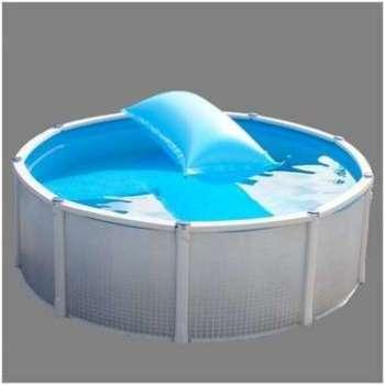 Garden bache t bulle diam 640m cid 700 0014 for Bache piscine elastique