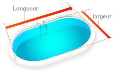bache pour piscine hors sol sur mesure. Black Bedroom Furniture Sets. Home Design Ideas